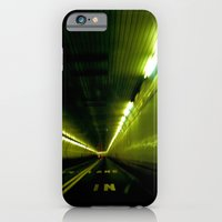 iPhone & iPod Case featuring Tunnel Time by Elizabeth Seward