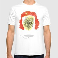 Doodle Revolution! Mens Fitted Tee White SMALL