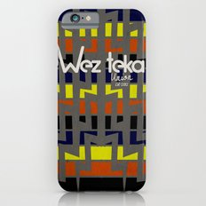 Eastachi -Wezteka Union. iPhone 6 Slim Case