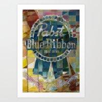 PBR Art Print