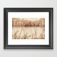 breeze Framed Art Print