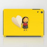 Share your Heart iPad Case