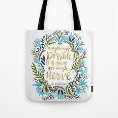 Anything's Possible Tote Bag