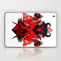 blackmagic.red Laptop & iPad Skin