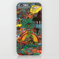 A Land Of Chaos iPhone 6 Slim Case