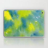 Vibrant sunshine tree top Laptop & iPad Skin