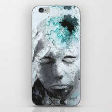 Puzzled iPhone & iPod Skin