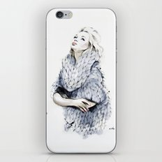 Falling For You iPhone & iPod Skin