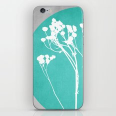 Abstract Flowers 1 iPhone & iPod Skin