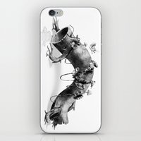 Creature Forest  iPhone & iPod Skin