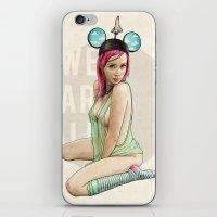 Mrs. Florida iPhone & iPod Skin