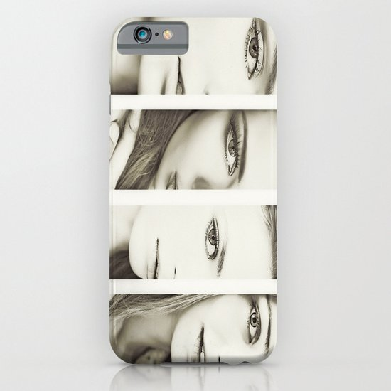 Faces iPhone & iPod Case