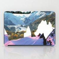 Experiment am Berg 29 iPad Case