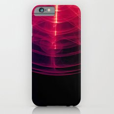 Pink Pulse Abstract Slim Case iPhone 6s