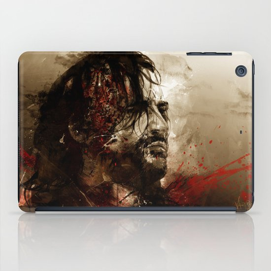 Blood of the Dogs iPad Case