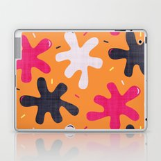 Throw it against the wall and see what sticks Laptop & iPad Skin