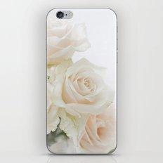 blush roses iPhone & iPod Skin