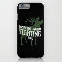 Something Worth Fighting… iPhone 6 Slim Case