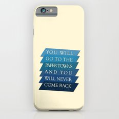 you will go to the paper towns Slim Case iPhone 6s