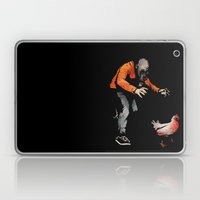 Leroy VS The Zombie Chic… Laptop & iPad Skin