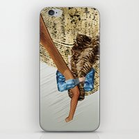 You're not going anywhere in that outfit iPhone & iPod Skin