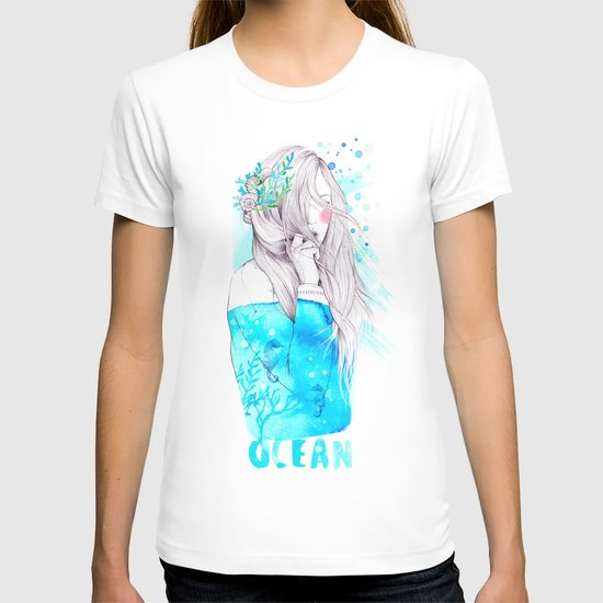 Ocean T-shirt