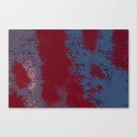 Diametrically Opposed Canvas Print