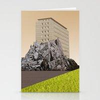 Atmosphere 1 · Melancho… Stationery Cards