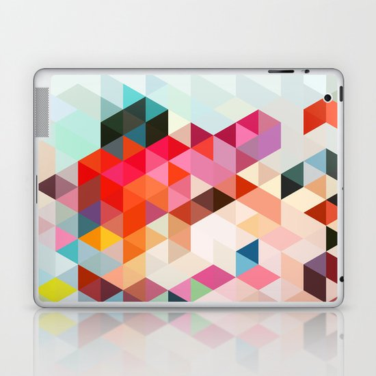 Heavy Words 01 Laptop Amp Ipad Skin By Three Of The