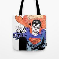 ZUPERMAN Tote Bag
