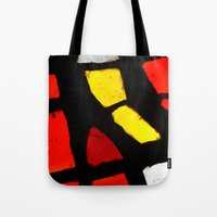 Light and Color Tote Bag