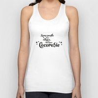 Some people have religion, we have Cocorosie Unisex Tank Top
