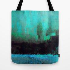 Lysergic Horizon Tote Bag