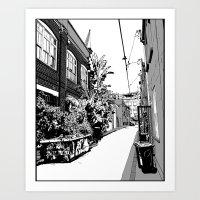 Sydney II Art Print