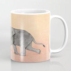 Elephant and the Bird Mug
