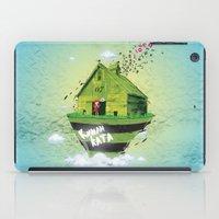 Rumah Kata iPad Case