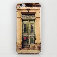 Nicosia Doorway iPhone & iPod Skin