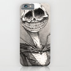 Jack Skellington iPhone 6 Slim Case