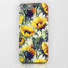 Sunflowers Forever iPhone 6 Slim Case