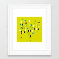 Tea World Framed Art Print