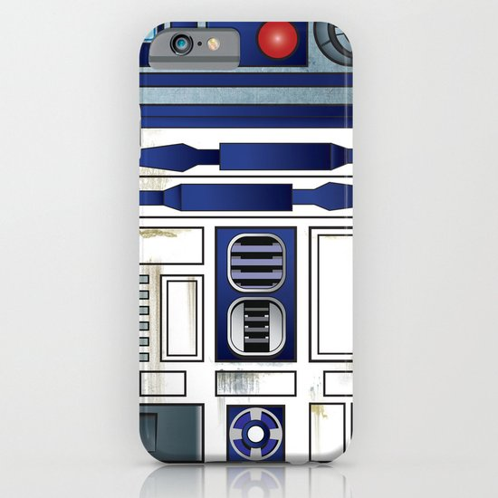 Plucky Droid iPhone & iPod Case