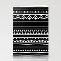 Graphic_Black&White #6 Stationery Cards