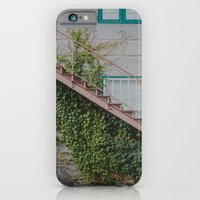 iPhone & iPod Case featuring Up the Stairs by Hello Twiggs