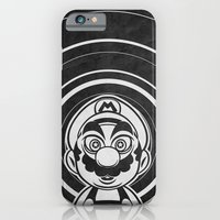 Super Trippin Bros. Mario is All Stars. iPhone 6 Slim Case