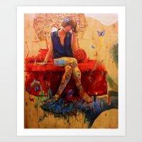 Polain Art Print