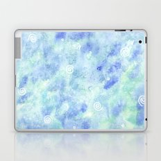 Blue lagoon Laptop & iPad Skin