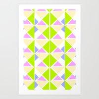 Deco 2 Art Print