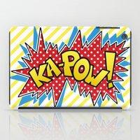 Ka-Pow iPad Case