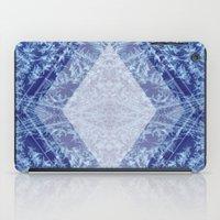 Crystal Kaleidoscope iPad Case