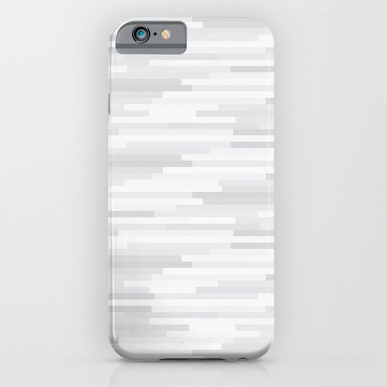 White Estival Mirage iPhone & iPod Case